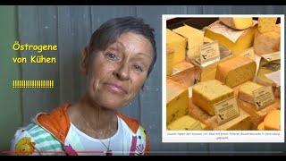 Amerikanische Ärzte fordern einen KREBS-WARNHINWEIS auf Käse