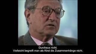 Das selbstentlarvende George Soros Interview - Deutsche Untertitel