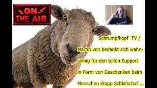 "Trailer: Schrumpfkopf TV  ""Dem Mensch von STOPP Schlafschaf 1.000.000 Dank"" ..."