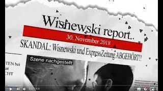 ABGEHÖRT: Wisnewski und ExpressZeitung besser als die Polizei erlaubt?!
