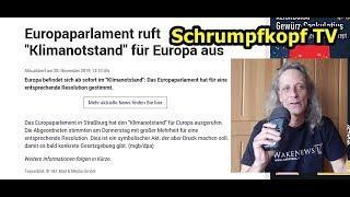Trailer: Schrumpfkopf TV / Martin von Zu Europaparlament ruft Klimanotstand aus ...