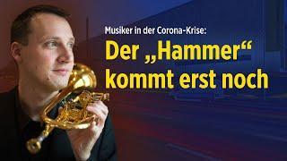 """Verunsichert, entmutigt, leben von Hartz IV: Die Not der Musiker – """"Hammer"""" kommt erst noch"""