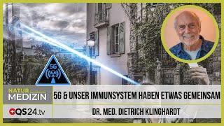 5G und unser Immunsystem haben etwas gemeinsam | Dr. med. Dietrich Klinghardt | QS24