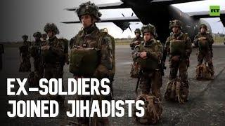 Some 30 French ex-soldiers joined jihadist groups – report