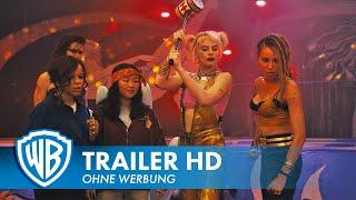 BIRDS OF PREY - Trailer #1 - THE EMANCIPATION OF HARLEY QUINN | Deutsch HD German (2020)