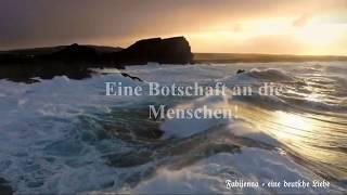 09.05.2020 - Eine Botschaft an die deutschen Menschen