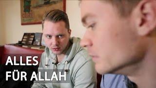 Alles für Allah - wie junge Männer sich radikalisieren