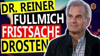 ???? Dr. Reiner Fuellmich | Fristsache gegen Christian Drosten | Drosten hat 1 Woche Zeit!