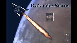 Crater Earth and The Galactic Scam
