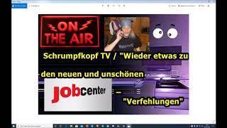 """Trailer: Schrumpfkopf TV / """"Weitere JOBCENTER Sonderbarkeiten"""" ..."""