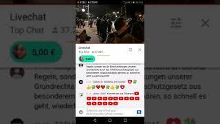 Demo Berlin 290820 Polizei räumt in strittige Rechtslage RA erklärt: video ab 18