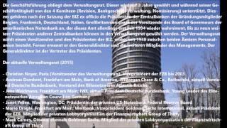 Die mächtigste Institution auf diesem Planeten: Bank für Internationalen Zahlungsausgleich - 1/2
