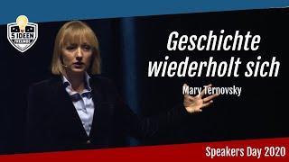 Geschichte wiederholt sich! - Morphogenetisches Feld einfach erklärt - Mary Ternovsky Speakers Day