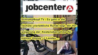 Trailer: Schrumpfkopf TV/ Es geht in die nächste unerbittliche Runde bzgl. meines Umzugs ...