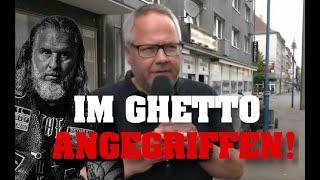 BILD-Reporter im Ghetto ANGEGRIFFEN!