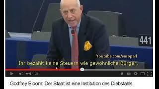 "EU POLITIKER DROHT ""MAN SOLLTE EUCH ALLE AUFHÄNGEN!"""