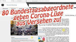 80 Bundestagsabgeordnete geben Corona-Lüge zu: epidemische Notlage für FDP nicht mehr der Fall