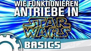 Wie funktionieren Antriebe in Star Wars & was ist der Hyperraum? [STAR WARS BASICS]