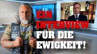 Ein INTERVIEW für die EWIGKEIT!