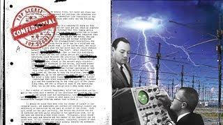 Die HAARP Verschwörung - Mind Control und Wettermanipulation