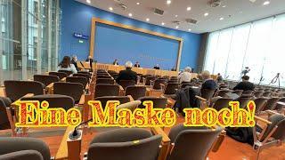Sind Viren von Regierungssprechern harmlose Viren? Gleiche & Gleichere in der Bundespressekonferenz.