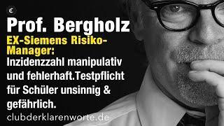 Prof. für Qualitätsmanagement und Risikoanalyse mit Klartext vor Gesundheitsausschuss des Bundestage