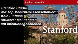 Stanford Wissenschaftler stellen Corona-Maßnahmen in Frage