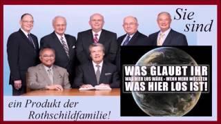 Zeugen Jehovas - sie sind ein Produkt der Rothschildfamilie