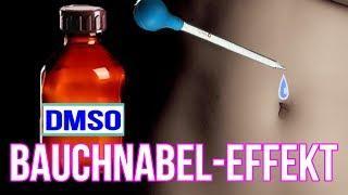 Der DMSO-Bauchnabel-Effekt (Dimethylsulfoxid)