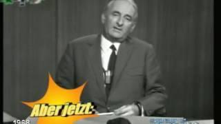 Prof.Heinz Haber bereitete uns 1968 auf künstliches Wetter & Klima
