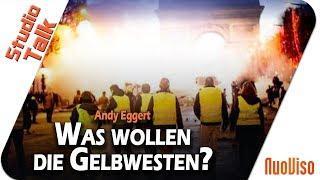 Was wollen die Gelbwesten - Andy Eggert im NuoViso Talk