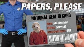 Internal Passports Come to USSA - #NewWorldNextWeek