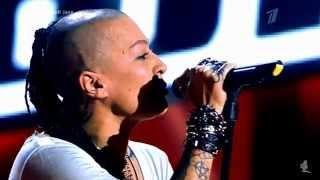 "begnadete russische Sängerin. Nargiz Zakirova, singt ""Still Loving You"""