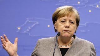 """Merkel gratuliert Johnson zum """"überragenden Wahlsieg"""""""