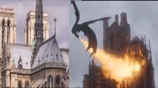 Noter Dom Burns in G. of Thrones...Filmed Last Year?
