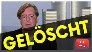 Dieses Video wurde GELÖSCHT!!! Udo Ulfkotte | REUPLOAD