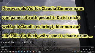 Trailer: Schrumpfkopf TV / Chemtrails in Hessen (ursprünglich als Beitrag für gamesoftruth) ...