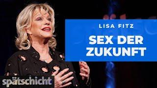 Lisa Fitz:  Sexpuppen und Roboter, Transhumanismus, RFID uva