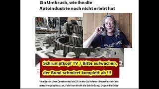 Trailer: Schrumpfkopf TV / Bitte aufwachen, der Bund schmiert komplett ab !!!