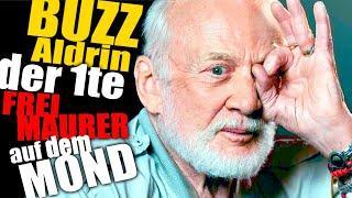 Buzz Aldrin, der erste Freimaurer auf dem Mond vollzog ein Ritual auf der Mondoberfläche DWD