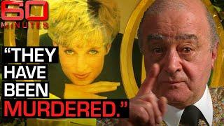 Princess Diana and Dodi were murdered says Mohamed Al Fayed   60 Minutes Australia