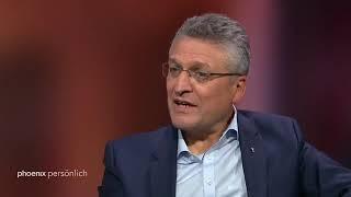 Prof.  Lothar Wieler bei Alfred Schier