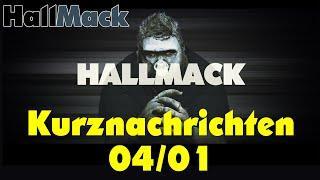 HallMack Kurznachrichten 04/01