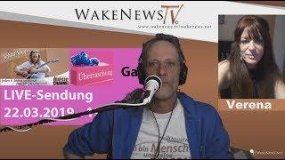 Musicchannel Schlaf Stopp mit Martin + Gast Verena, aufgewachte Mutter, Hebamme, Sängerin - 20190322
