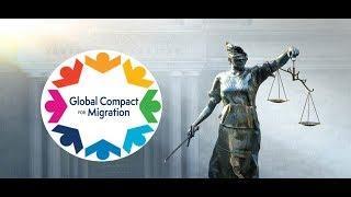 Erste Vorladungen und Strafbefehle dank des Migrationspaktes?