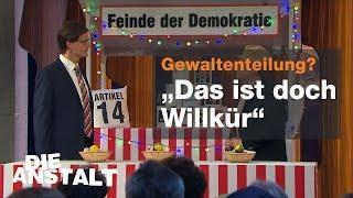 Autokratie spielerisch erklärt  - Die Anstalt vom 16.07.2019   ZDF