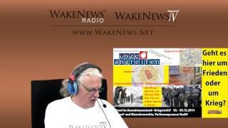 Im Süden der USA brennts - Revolte gegen Peiniger - Wake News Radio/TV 20141125