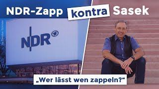 "NDR-Zapp kontra Sasek: ""Wer lässt wen zappeln?"" [Medienkommentar]  | 27.05.2020 | www.kla.tv/16480"