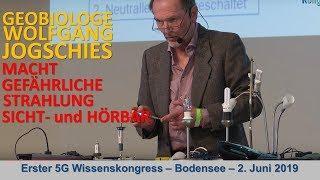 5G Kongress-Wolfgang Jogschies -  Was tun bei 5G, Mobilfunk und WLAN-Strahlung?