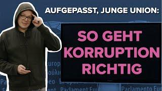 Realsatire: Die 5 beliebtesten Korruptionsmodelle der Union
